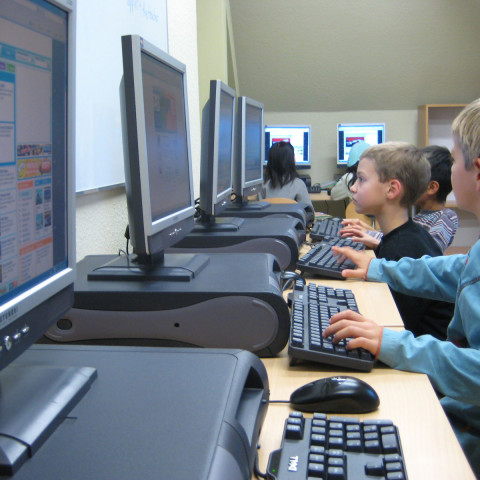 3rd grade computer time