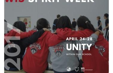 wis spirit week for FB