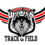 Wolves Track & Field logo