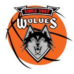 Wolves Basketball Logo