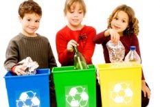 children-recycling
