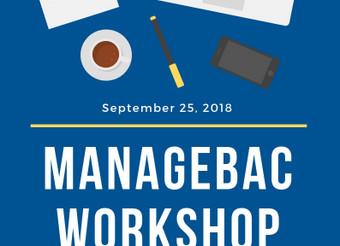 managebac workshop
