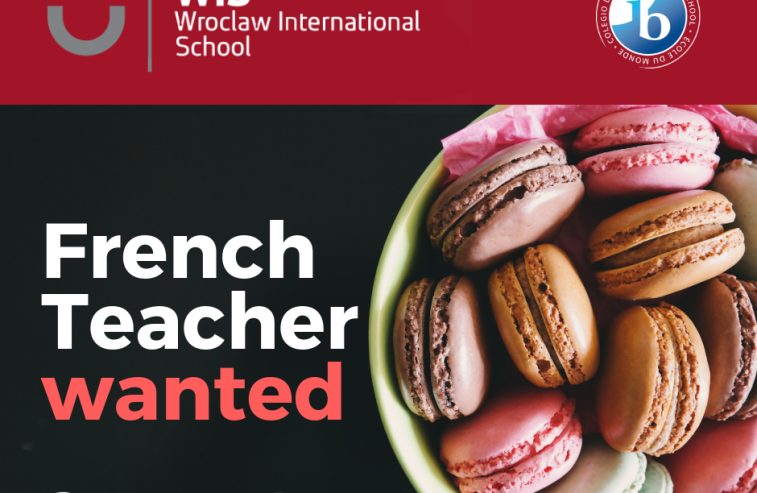 WIS Teachers wanted
