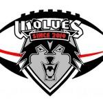 logo Wolves Athletic Program Flag football WIS